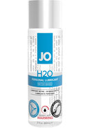 Jo H2o Warming Water Based Lubricant 2...